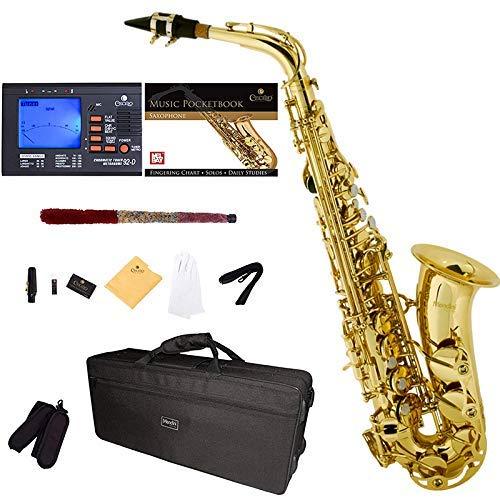 Best Alto Saxophones: Mendini by Cecilio