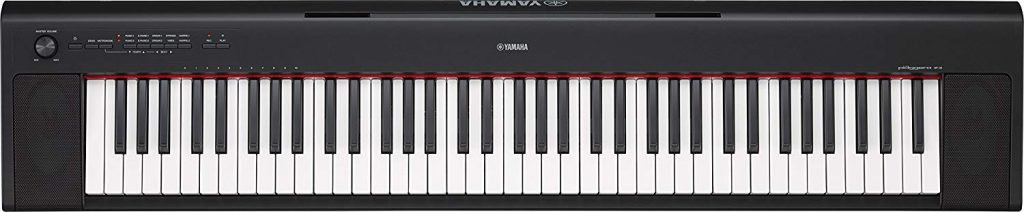Best Digital Piano: Yamaha -NP-32