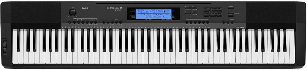 Top 10 Digital Pianos under $500: Casio CDP-240