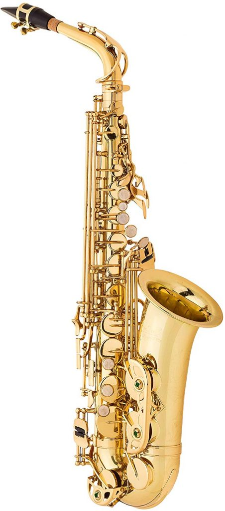 Best Alto Saxophones: Jean Paul AS-400