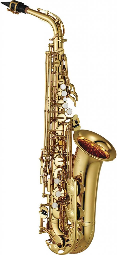 Alto Saxophone: Yamaha YAS-280