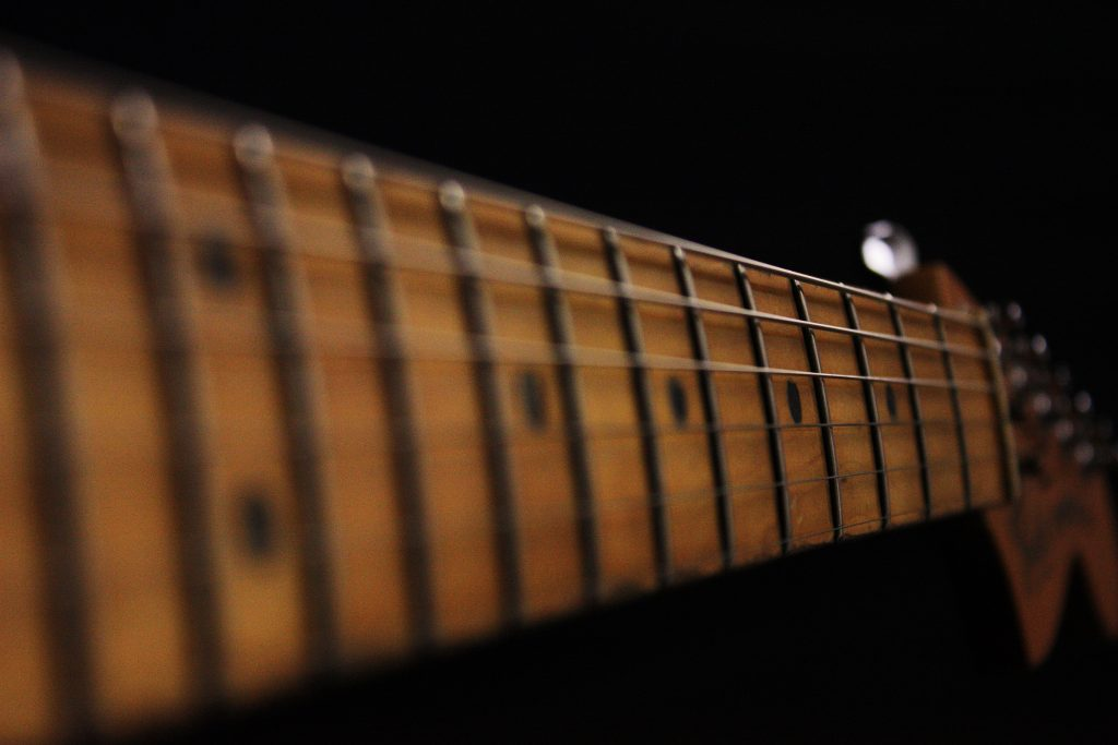Know Your Fretboard