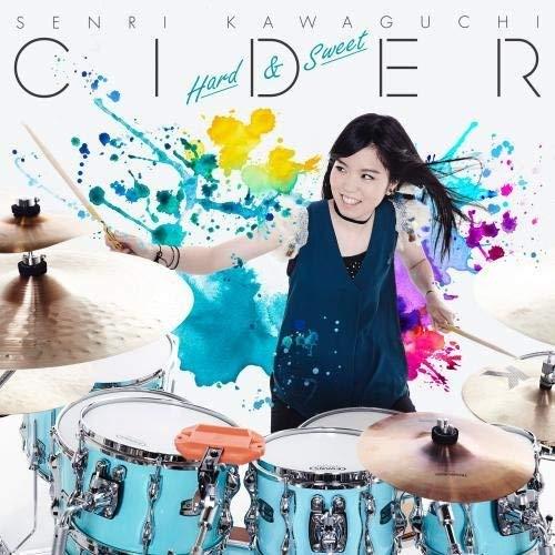 Senri Kawaguchi's 2nd Album: Cider