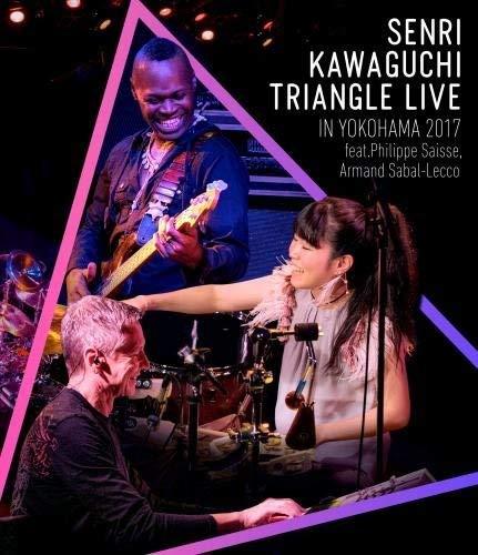 Senri Kawaguchi's Triangle Live Performance in Yokohama