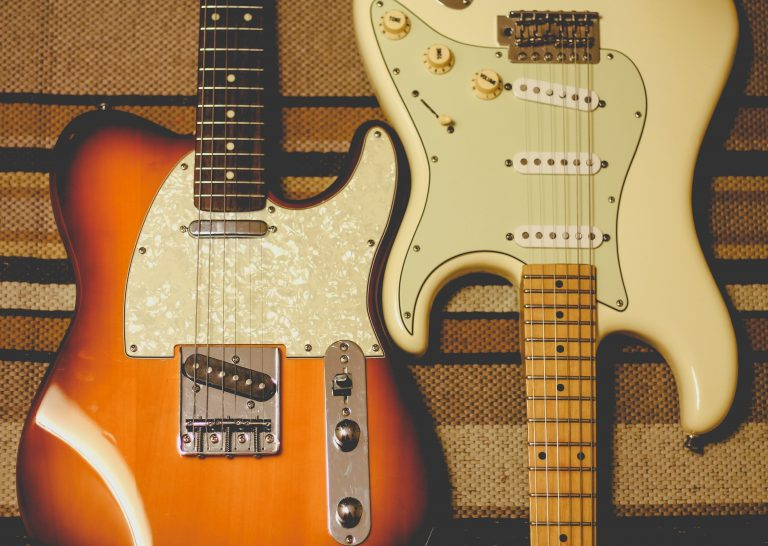 Top 10 Electric Guitars for Beginners