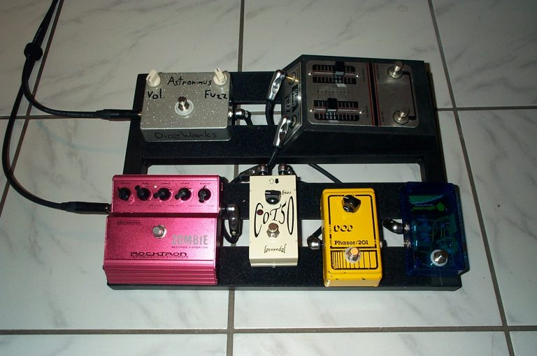 Beginner's Guide to Effect Pedals