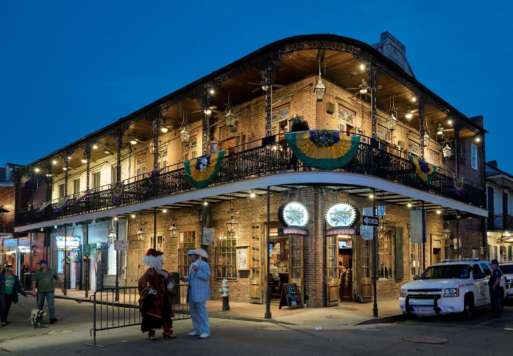 New Orleans; The Home of soul, jazz and blues