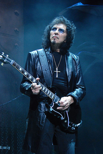 Black Sabbath Guitarist - Tony Iommi