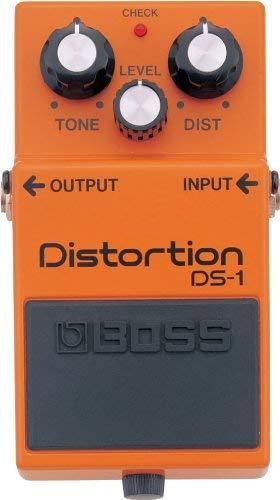 Effect Pedal: Boss DS-1