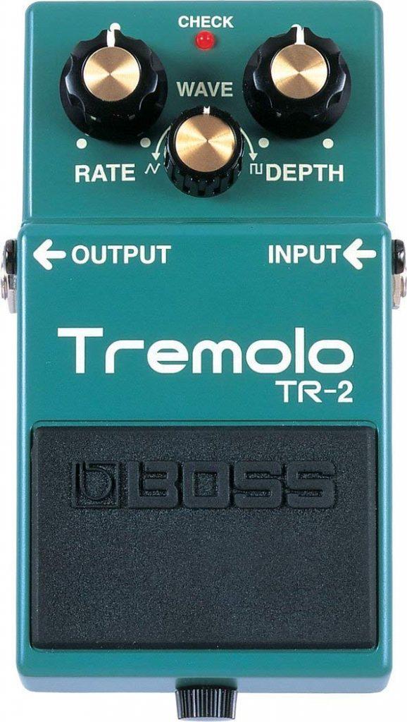 Effect Pedals: Tremolo TR-2