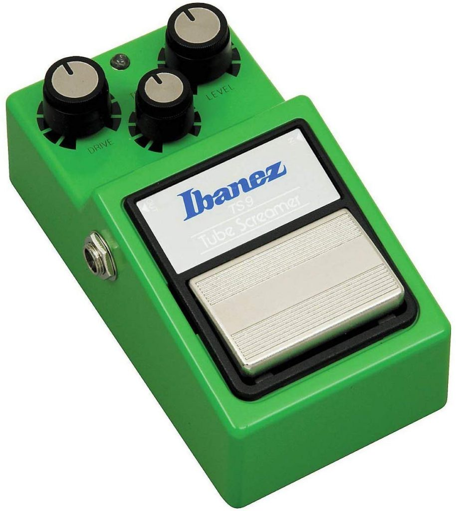 Effect Pedals: Ibanez Tube Screamer