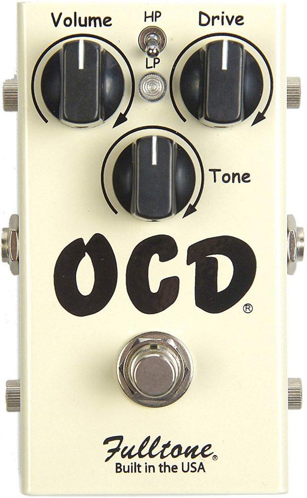 Effect Pedals: Fulltone OCD