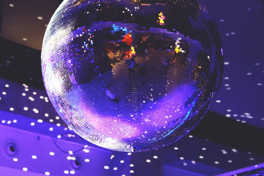 Iconic Disco Ball