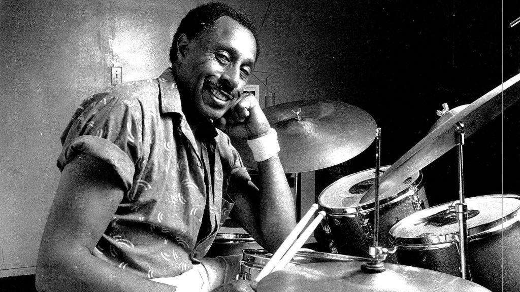 Funk Drummer - Charles Conner