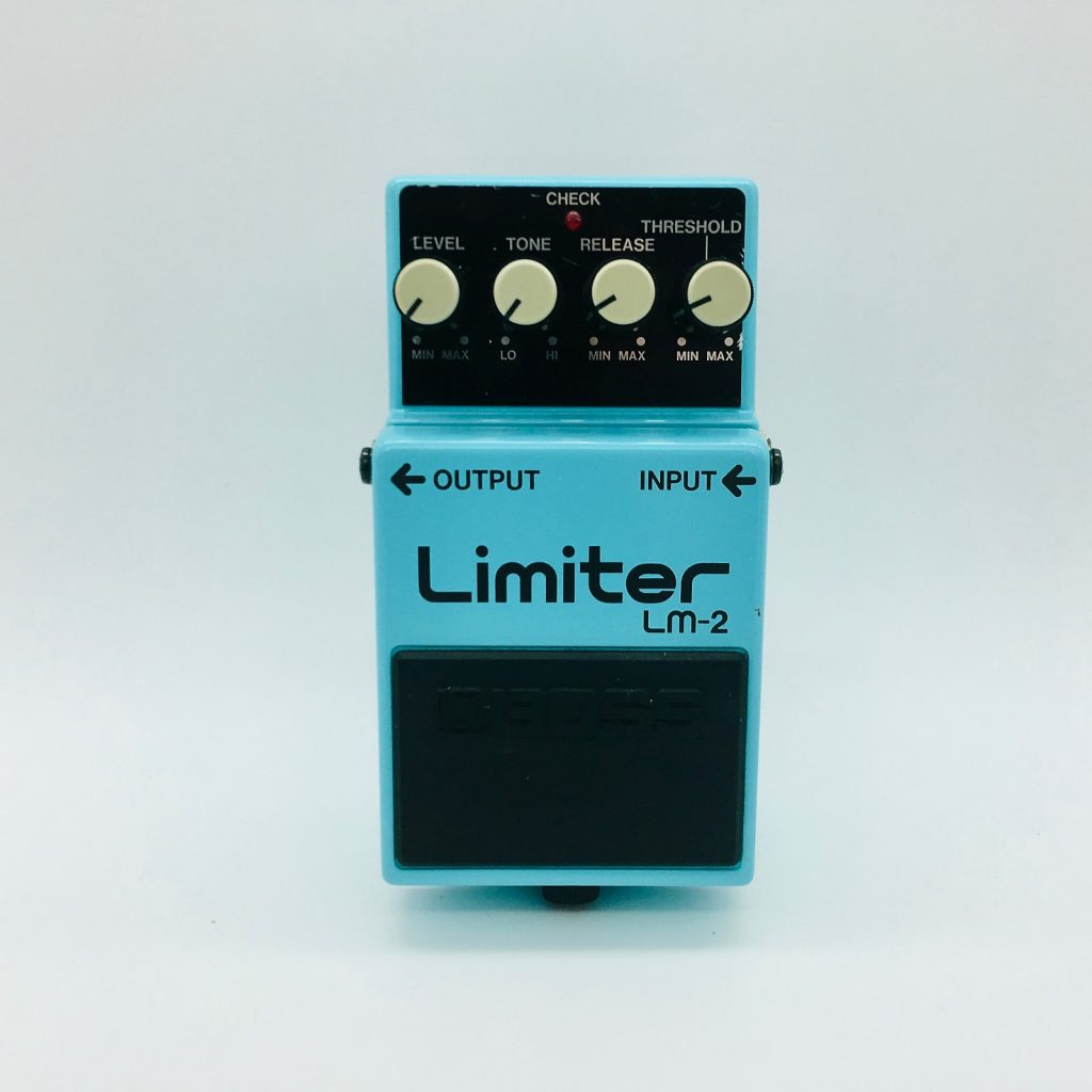 Effect Pedals: Limiter