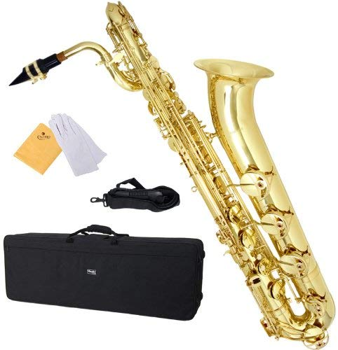 Baritone Saxophone: Cecilia BS-380L