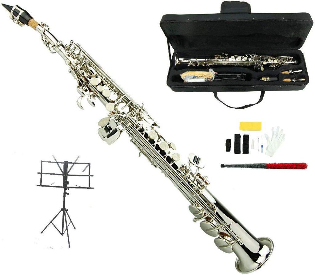 Soprano Saxophone: Merano Bb Silber Soprano