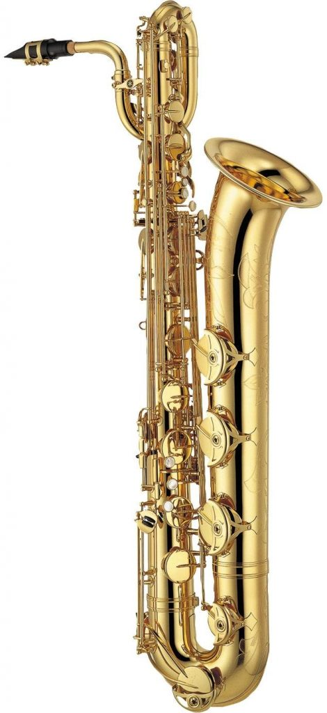 Baritone Saxophone: Yamaha YBS-62