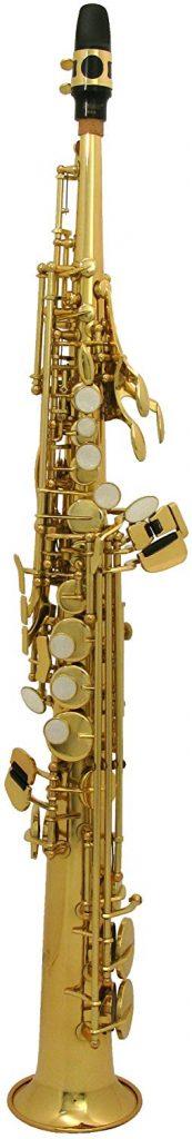 Soprano Saxophone: Selmer SS600