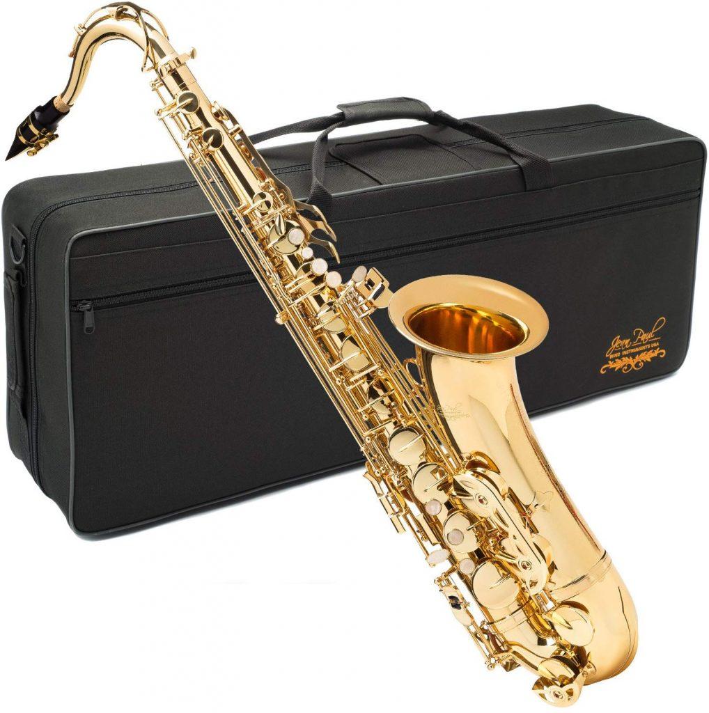 Tenor Saxophone: Jean Paul TS-400