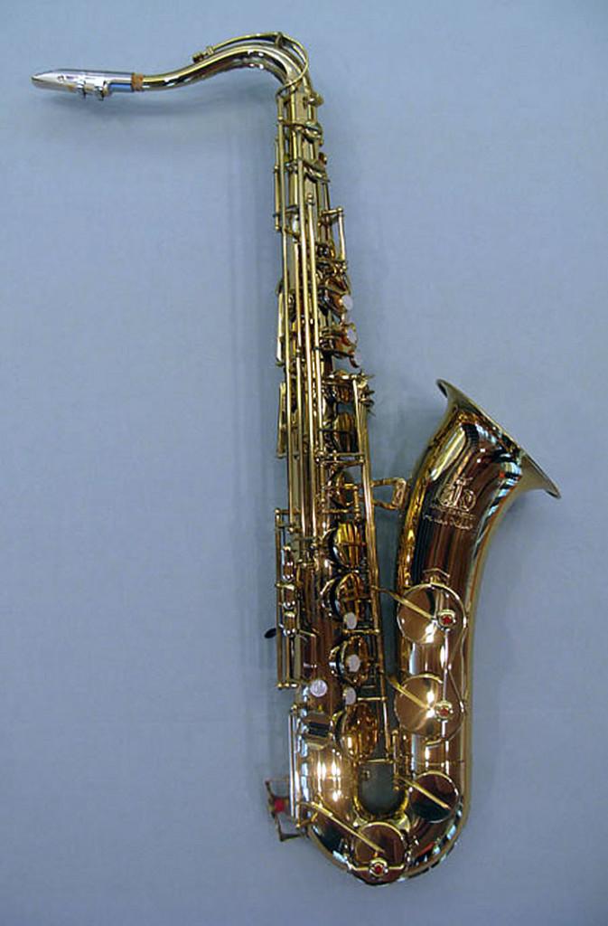 Beginners guide to Saxophone: Tenor Saxophone