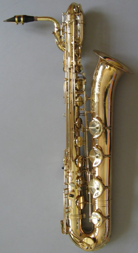 Beginners guide to Saxophone: Baritone Saxophone