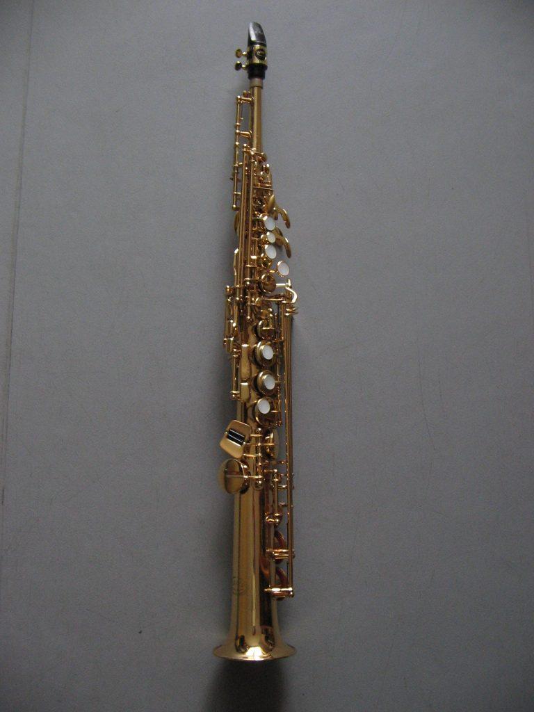 Beginners guide to Saxophone: Soprano Saxophone