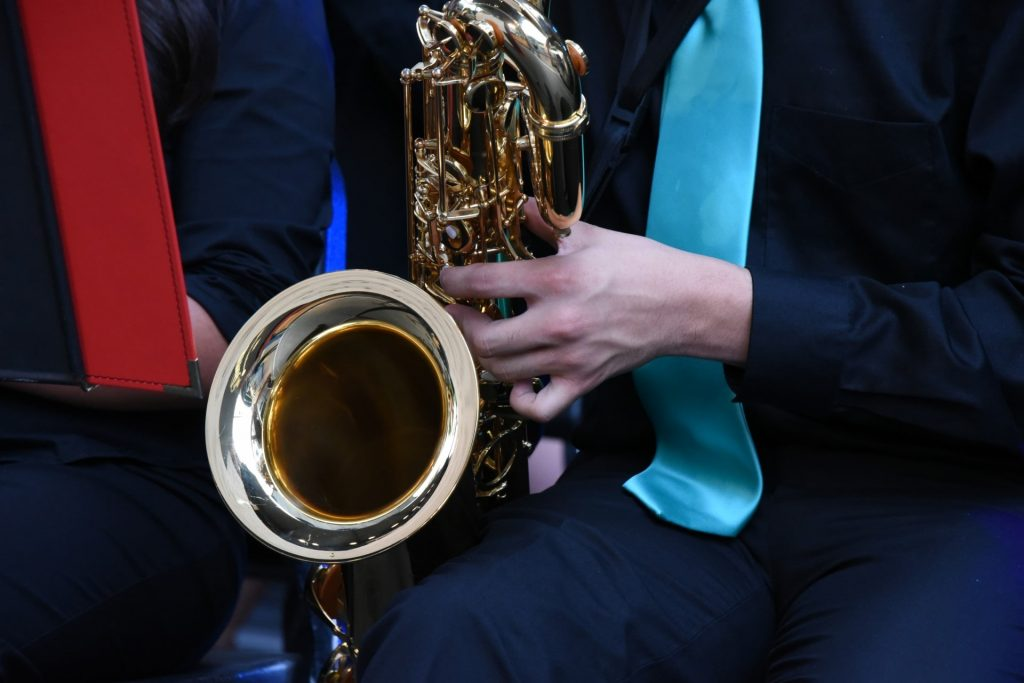 Bell of Saxophone