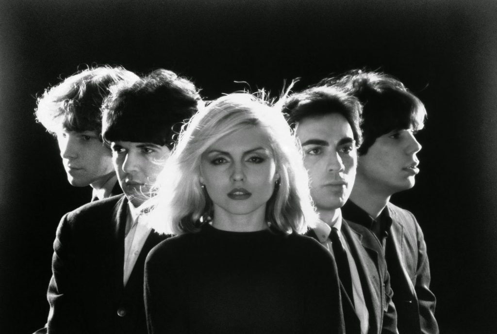 Evolution of New Wave: Punk Band- Blondie