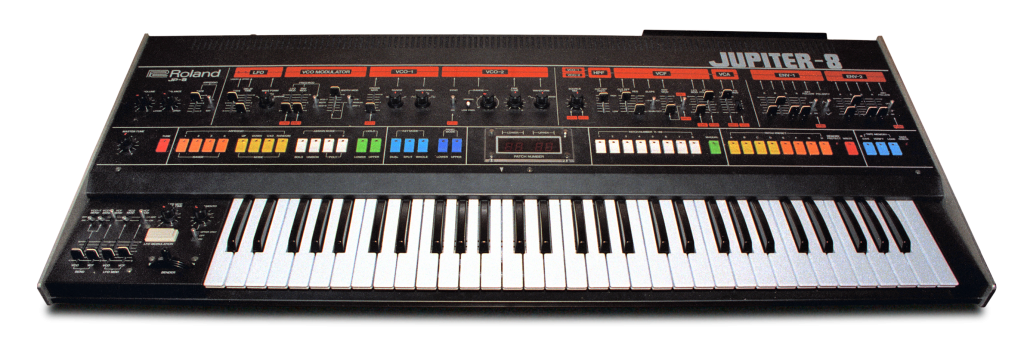 Evolution of New Wave Introduces the Synthesizers