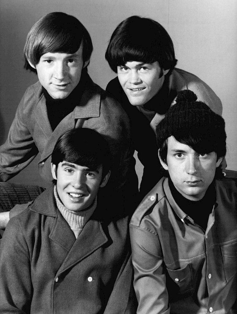Bubblegum pop band: The Monkees