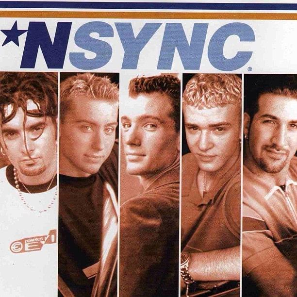 The 90's high point of bubblegum pop boy bands - N'Sync
