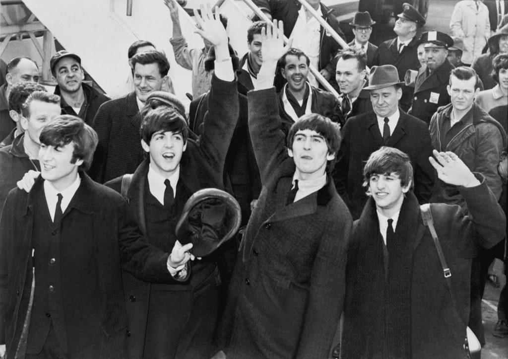 Beatlemania in full effect