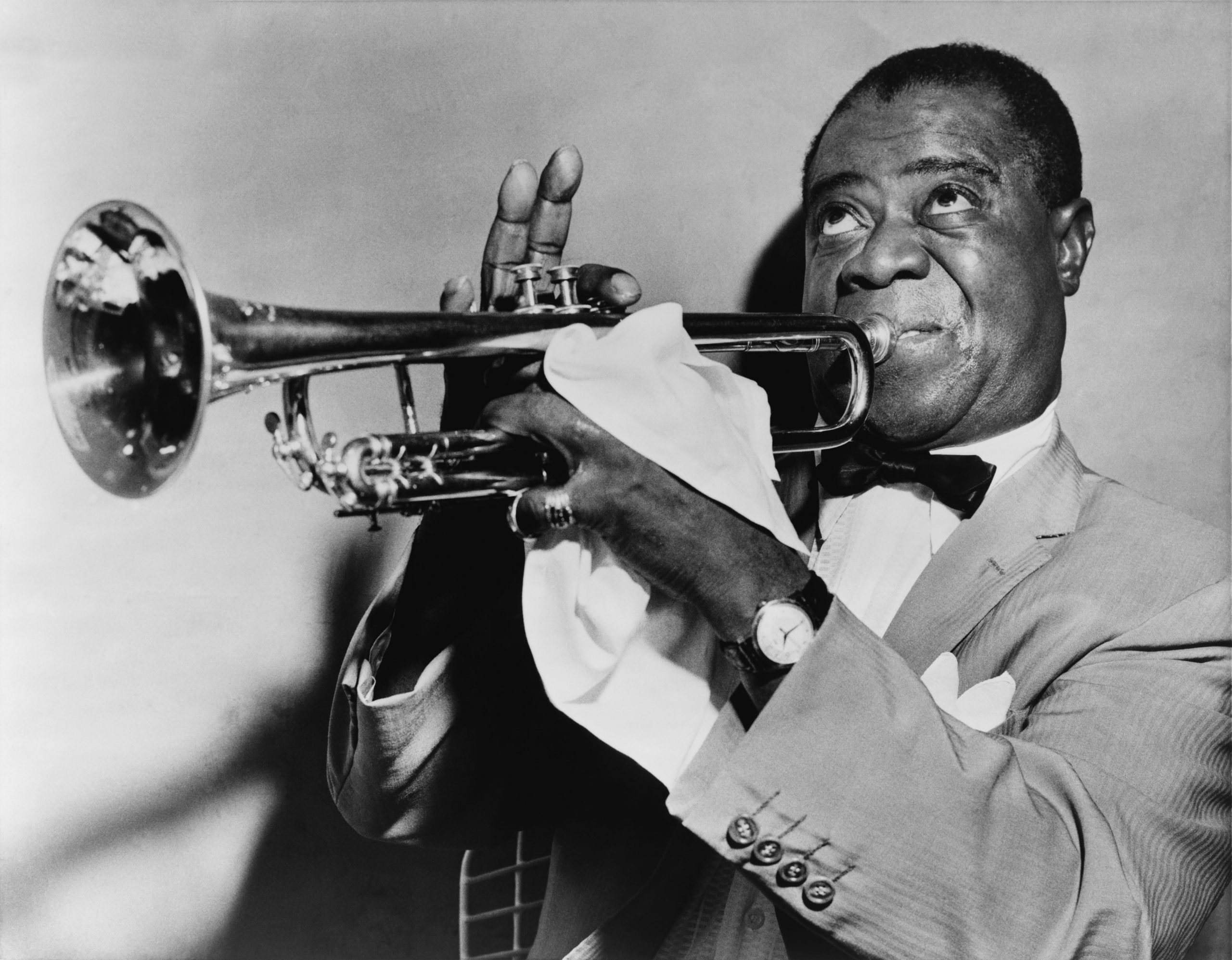 Jazzy History: Louis Armstrong