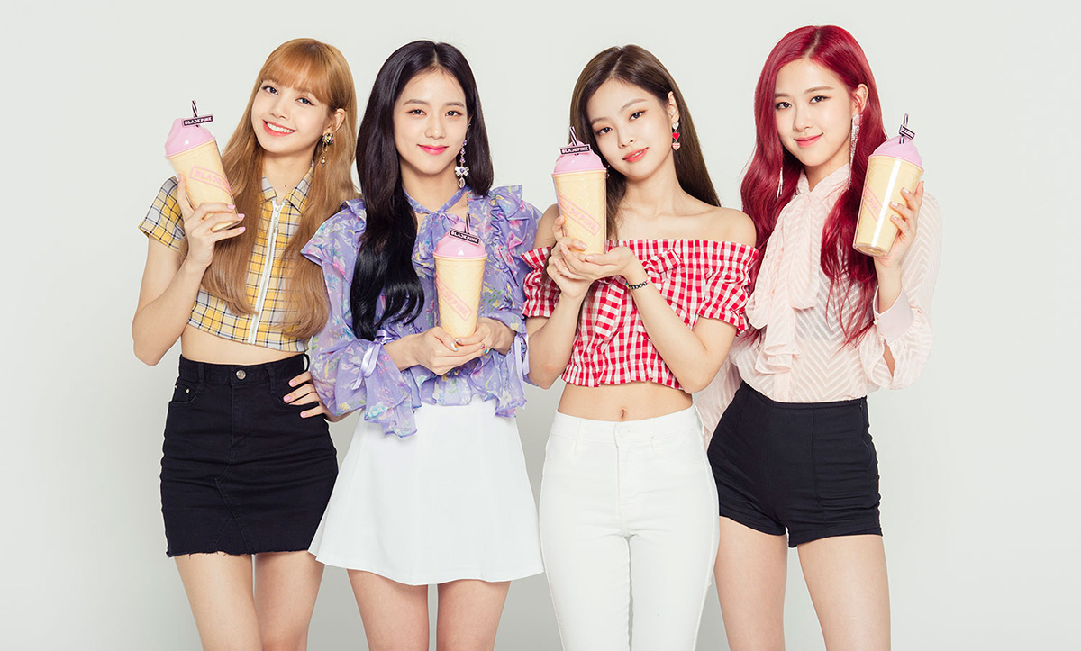 K-pop Group - BlackPink