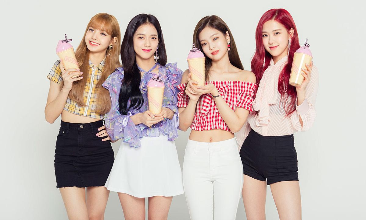 K-pop Group - BlackPink