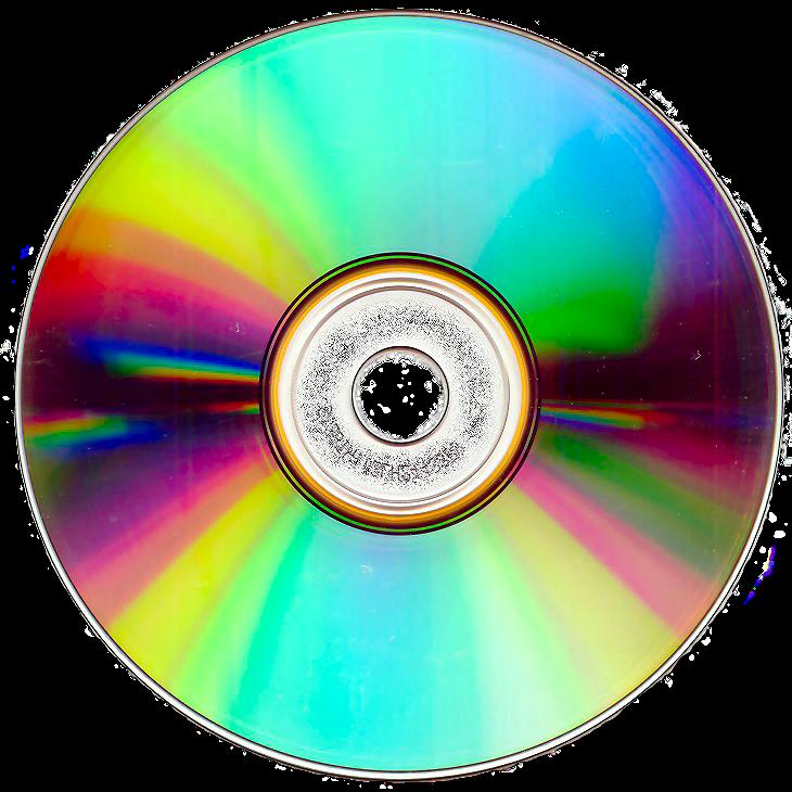 New Media Format : CD-ROM
