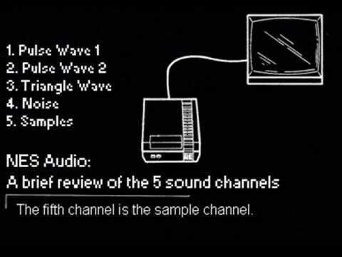 Video Game Music - NES Channel Breakdown