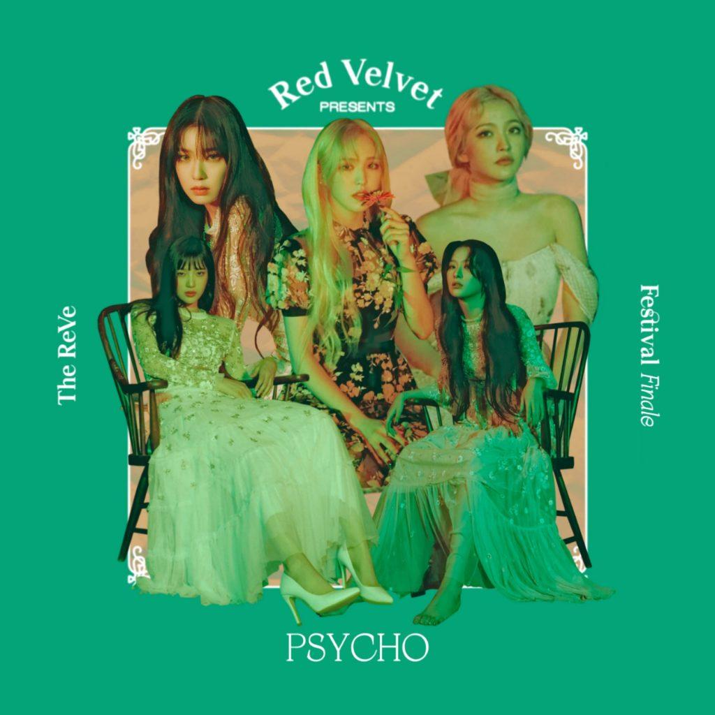 """Red Velvet's Album """"Psycho"""""""